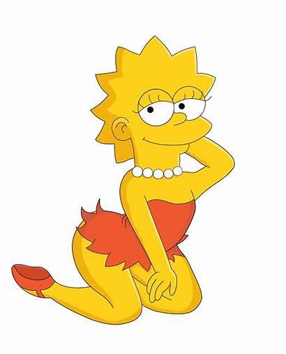 Simpson Lisa Bart Transparent Maggie Deviantart Cartoon