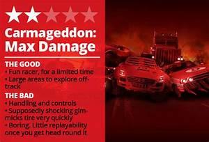 Carmageddon Max Damage Review Boring Tedious And Stuck