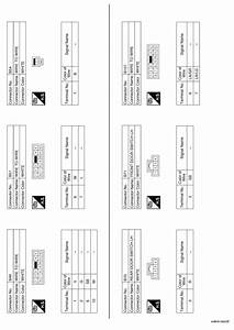 Nissan Rogue Service Manual  Wiring Diagram - Without Intelligent Key System
