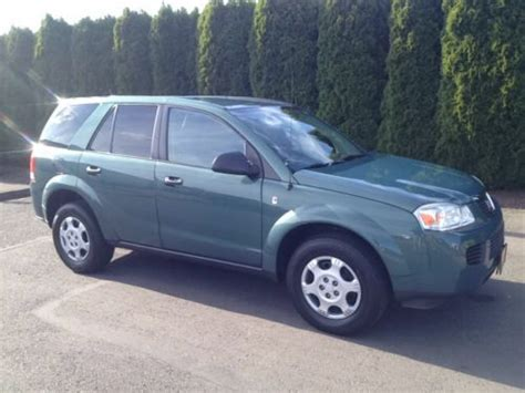 Transmission 2004 Saturn Vue by Purchase Used 2004 Saturn Vue With Transmission Problems