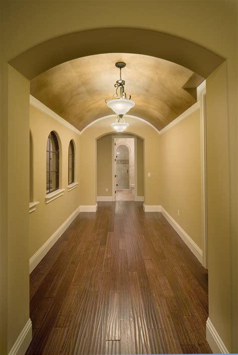 barrel ceilings that raise eyebrows
