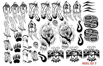 reel creations item details  reel blood dirt body