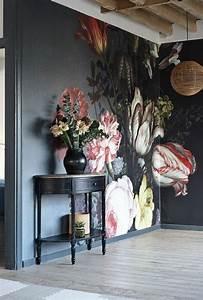Papier Peint Art Deco : 1000 images about flowers on pinterest still life ~ Dailycaller-alerts.com Idées de Décoration