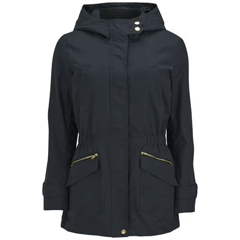 womens fever spring jacket blue womens clothing