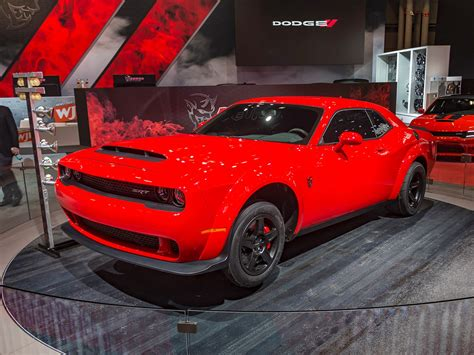 2017 New York International Auto Show Power Play In The