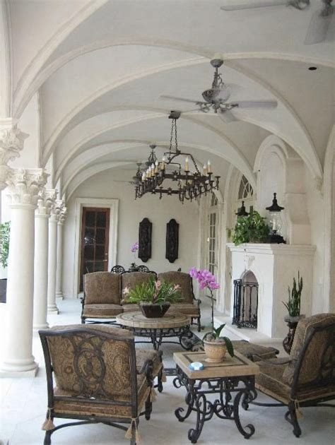 vintagehomeca via veranda with fireplace absolutely