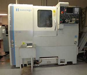 HARDINGE Talent 645 CNC Lathe for sale : Machinery-Locator com