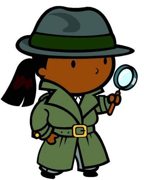 Detective Clip Be A Maths Detective St Luke S C Of E Primary School