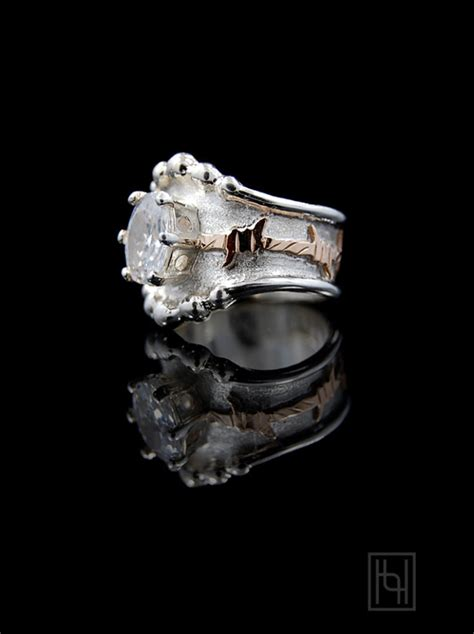 western wedding rings bands engagement rings hyo silver