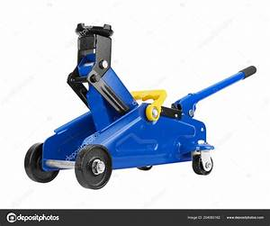 Cric Hydraulique Voiture : cric voiture hydraulique isol sur fond blanc ~ Dode.kayakingforconservation.com Idées de Décoration