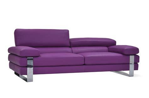 purple settee purple leather sofa purple leather sofa by ditre italia