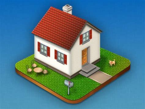 Os X Home Design : Mac Os X Home Icon With Garden Png