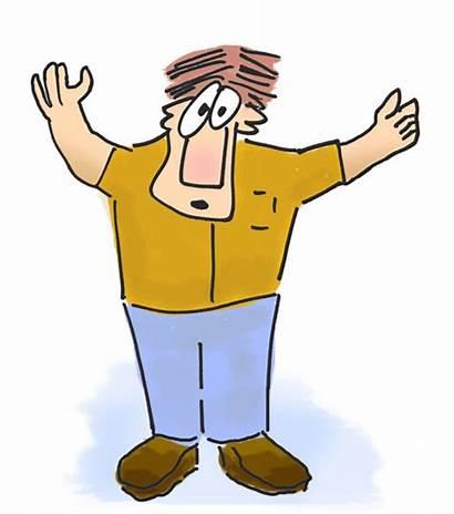 Funny Clip Clipart Animated Cartoon Silly Arms