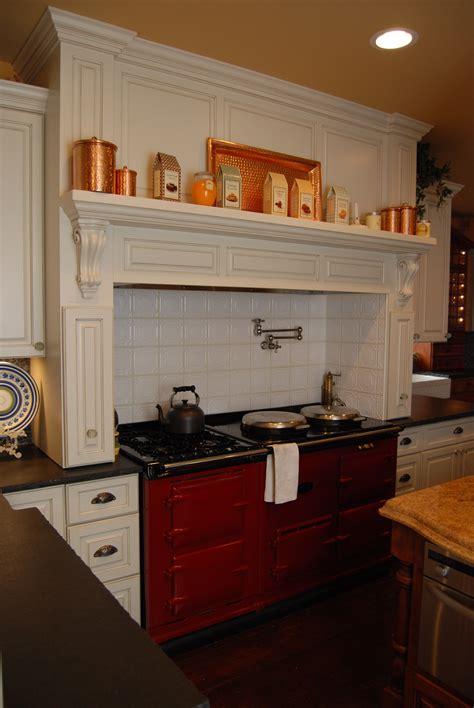 custom kitchen hoods cabinets  graber