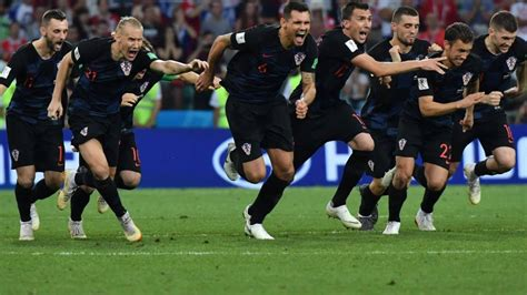 Fifa World Cup Quarter Final Live Russia Croatia