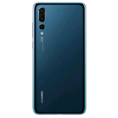 Huawei P20 Pro Dual-SIM CLT-L29 (128GB, Midnight Blue ...
