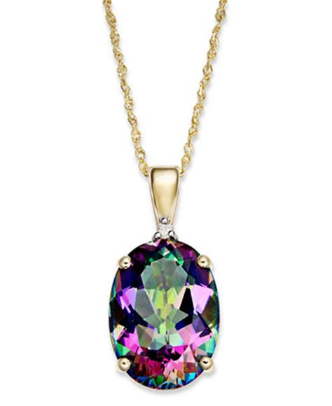 14k Gold Necklace, Mystic Topaz (713 Ct Tw) And. Compass Necklace. Blue Diamond Eternity Band. Firefighter Girlfriend Necklace. Mum Bracelet. Bubble Pendant. Fashion Jewelry Necklaces. Bling Rings. Ring Design Diamond