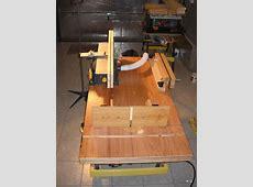 Ryszard's workshop