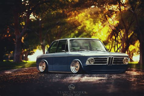 stanced cars stanced bmw 2002 turbo by sk1zzo we are petrolheads