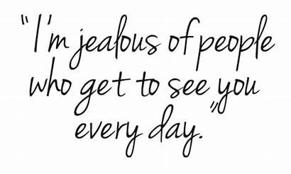 Jealous Everyday Im Quotes