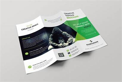 Fold Brochure Tri Creative Professional Vienna Brochures