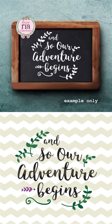 Check out our free svg files for cricut selection for the very best in unique or custom, handmade pieces from our art & collectibles shops. And so our adventure begins, wedding greeting love sign ...