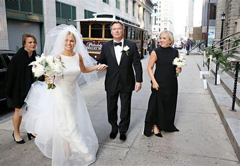 st john  evangelist wedding ceremony  kylie brad
