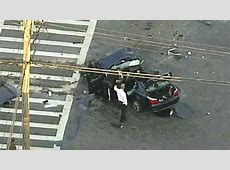 DWI charges in crash between trash truck, BMW in Brooklyn