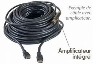 Achat Cable Ethernet 20m : c ble hdmi highspeed ethernet chipset 20m achat ~ Edinachiropracticcenter.com Idées de Décoration