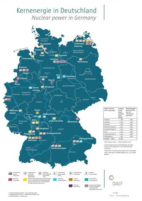nuclear power plants  germany kernenergiede german