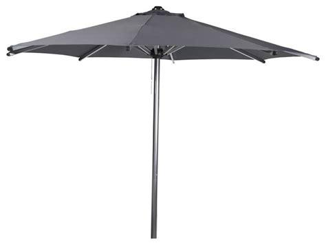 gray parasol 350cm marbella modern outdoor umbrellas