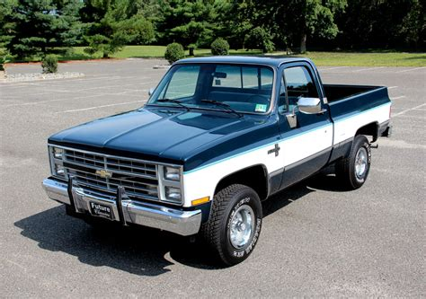 1985 Chevrolet Truck by 1985 Chevrolet Information And Photos Momentcar