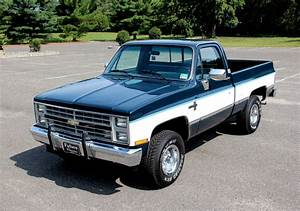 1986 Chevrolet Pickup - Information And Photos