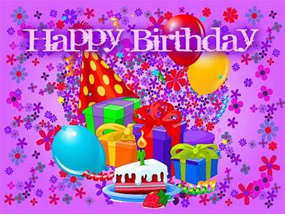 Birthday Happy Wallpapers Wishes Quotes Background Friends