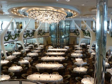 celebrity reflection dining  cuisine overview