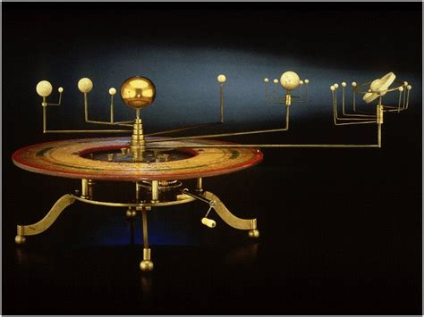 Macrocosm of the Solar System depicted
