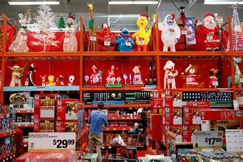 home depot christmas lights post christmas decorations deals at home depot walmart