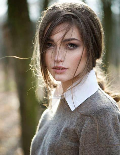 cheveux brun clair cheveux brun clair cheveux bruns les 20 plus jolies inspirations de