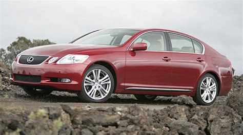 View The Latest First Drive Review Of The 2007 Lexus Gs