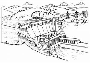 Diagram Of Dam Building : diagram of a hydroelectric dam simplified diagram of a ~ A.2002-acura-tl-radio.info Haus und Dekorationen
