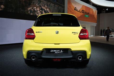 Suzuki Sport by 2018 Suzuki Sport Specs Price Release Date