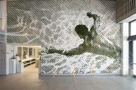 hotel interiorscape design plant  future