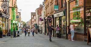 High Street Shopping In Lincoln Shop Lincoln