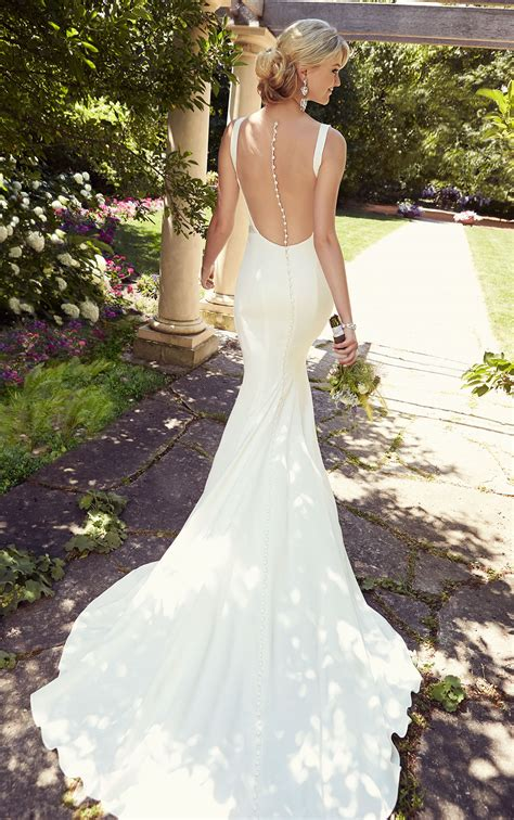 12 Beautiful Backless Wedding Dresses & Gowns. Wedding Dresses Vintage Lace Sleeves. Black Wedding Dress Ideas. Modest Wedding Dresses Michigan. Vintage Wedding Dresses In Cardiff. Indian Wedding Dresses Near Me. Vintage Inspired Wedding Dresses Melbourne. Vera Wang Wedding Dresses Spring 2017. Red Wedding Dresses 2016