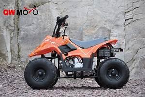 Cheap 110cc Atv Quad For Kids Ce  View 100cc Atv Quad