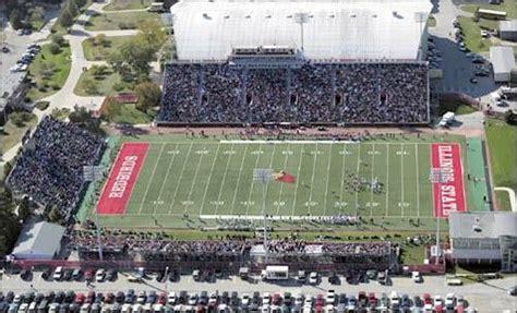 illinois state redbirds hancock stadium football