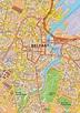 Maps of Belfast, Northern Ireland. - Free Printable Maps