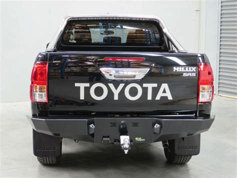 Bar Accessories Nz by Hilux Revo 2015 Rear Protection Tow Bar Ironman 4x4 Nz