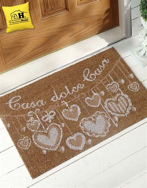 shabby chic doormat 17 best images about zerbini shabby country chic on pinterest home shabby and shabby chic