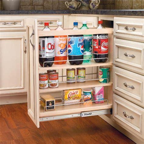 cabinet organizers adjustable wood pull  organizers